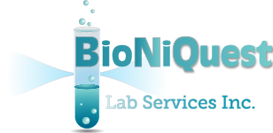 Bioniquest Lab Services Inc. Logo